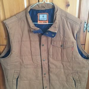 Used condition work vest